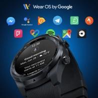TicWatch Pro 4G Black