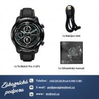 TicWatch Pro 3 GPS Black