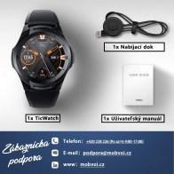 TicWatch S2 Midnight/Black